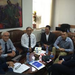 Bashkëpunimi me ekspert të OBSH – së