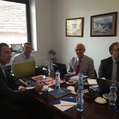 Ndarja e praktikave të Kosovës me ekspert të OBSH – së