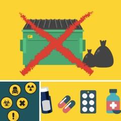 KUJDES: Barnat e skaduara nuk duhet të hudhen me mbeturinat e zakonshme!
