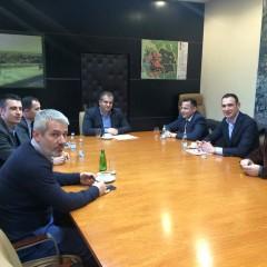 Kryetari i Prishtinës Z. Shpend Ahmeti, përkrah Ligjin për Duhanin