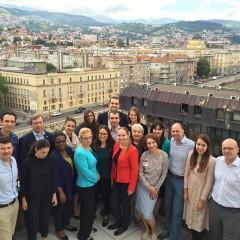 KADC përfaqëson Kosovën në Sarajevë për ndërhyrjet e Industrisë së Duhanit