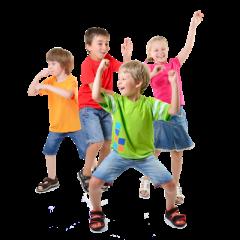12 përfitimet e të qenit aktiv për fëmijët!